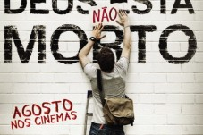 Filme Deus Não Está Morto é aposta da Graça Filmes para 2014